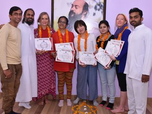 14 Day 100-Hour Certified Meditation Teacher Training in Rishikesh