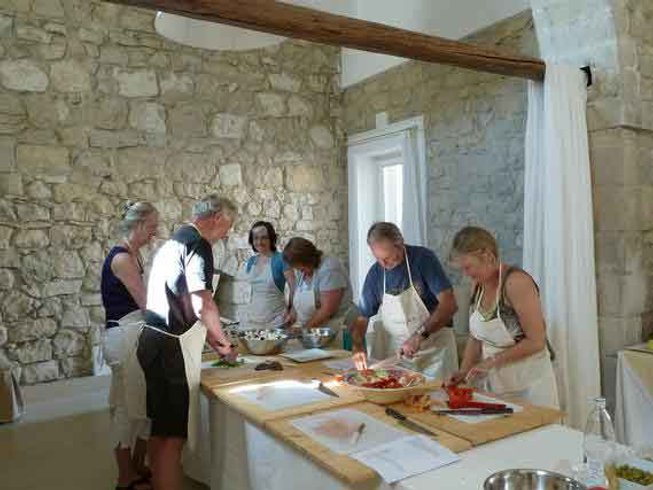 8 Days Wine Tasting & Cooking Vacation in Sicily, Italy