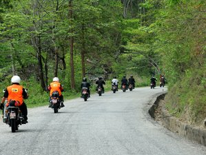 7 Day Best of Nepal Guided Motorcycle Tour
