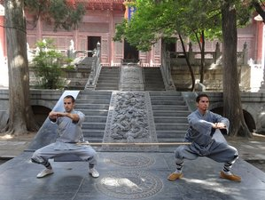 5 Years Shaolin Martial Arts Training & Living in China
