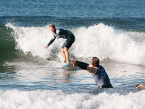 8 Days Exciting Surf Camp in Cascais, Portugal