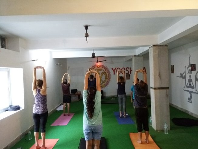 28 Days 300-Hour Advanced Yoga Teacher Training in India