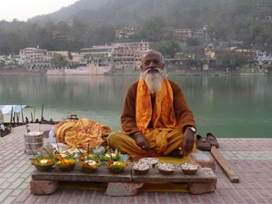 26 Days 200-Hour Yoga Teacher Training in Rishikesh