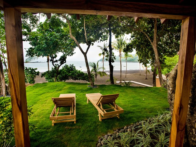7 Days Relaxing Yoga Retreat in Los Santos, Panama