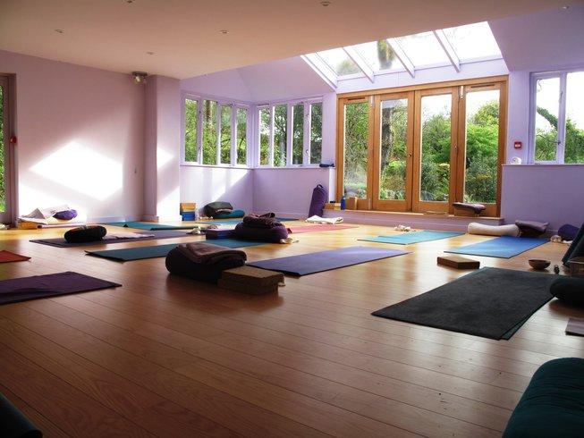 5-Daagse Zomer Yoga Retraite in South Brent, Verenigd Koninkrijk