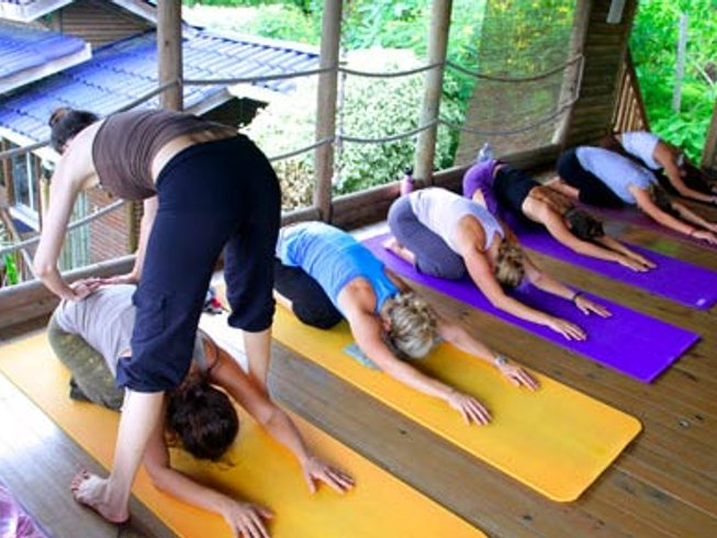 6 Days Cleansing, Detox, and Yoga Retreat in Costa Rica