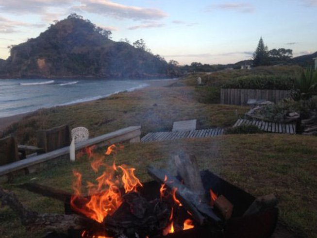 4 Days Pataua Surf Camp New Zealand