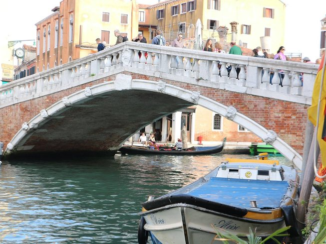 3 Days Venice Wine Tasting & Cooking Holidays Italy