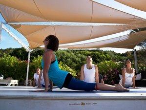 4 jours en vacances de yoga de luxe en Sardaigne, Italie
