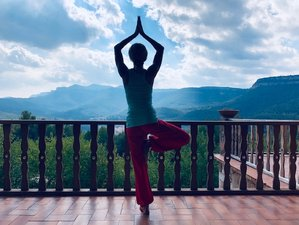4 Day Yoga and Detox Retreat in Barcelona Mountains
