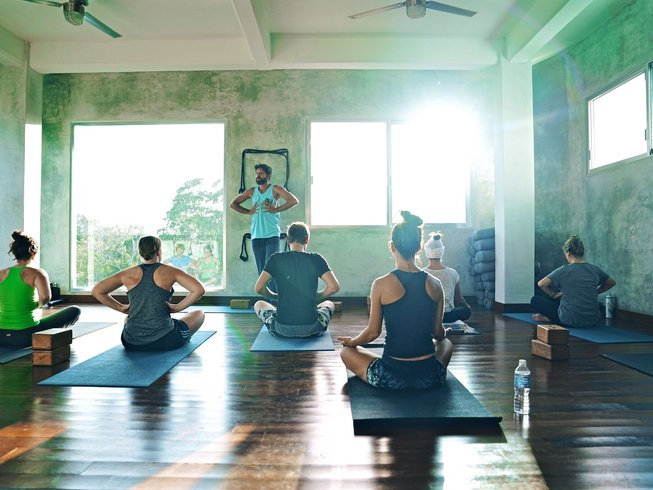 8 Tage Belebender Yoga Urlaub in Tulum, Mexiko