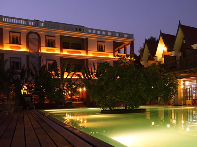 3 Days Yoga Retreat in Mango Hill Hotel in India