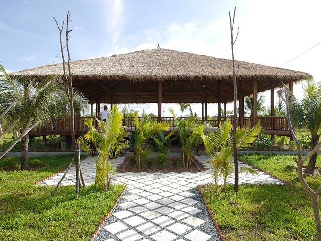 8-Daagse Luxe Yoga en Detox Retraite in Kampong Chhnang, Cambodja