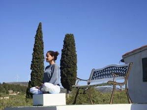 3 días retiro de yoga en Tarragona, España