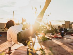 4 Day Urban Yoga Retreat in the Heart of Barcelona City