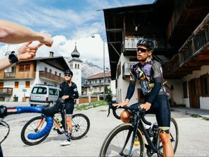5 Days Marmolada Cycling Holiday in Italy