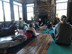 12 Day 200 Hour Yoga Teacher Training in The Cascade Mountains, Washington