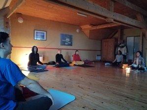 5 jours en stage de yoga chamanique et randonnées à Glandage, Vercors
