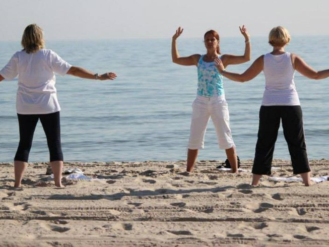 7 Days Yoga Retreat in Usedom, Germany