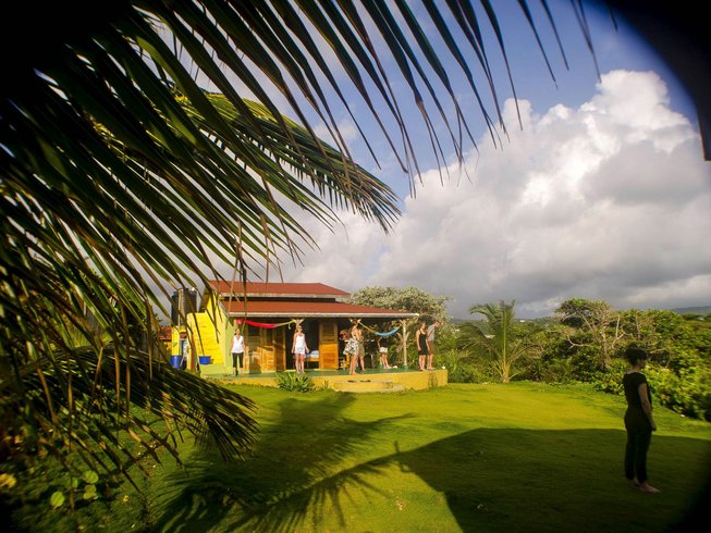 7 Days Weight Loss, Detox, and Yoga Retreat in Jamaica