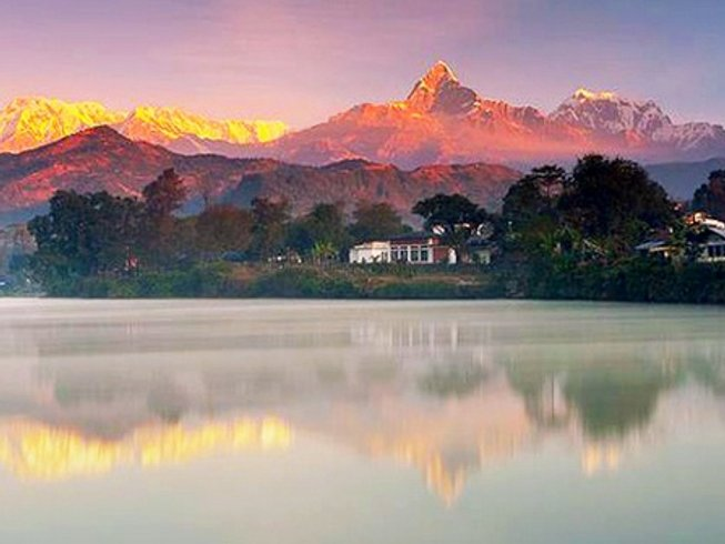 14 Days Spiritual Yoga Retreat Nepal