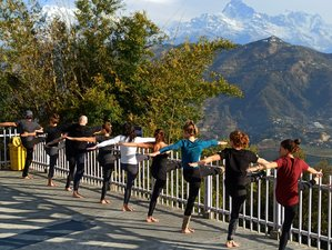24 Day Immersive 200-Hour Yoga Teacher Training in Stunning Pokhara, Gandaki Pradesh