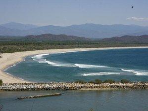 7-Daags Prachtige Eiland Surf Retreat in Oaxaca