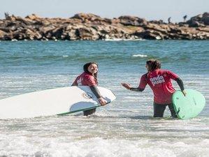 4 Days Weekend Getaway Surf Camp Porto, Portugal
