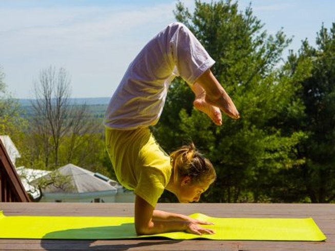 29 Days 200hr Yoga Teacher Training Course in New York