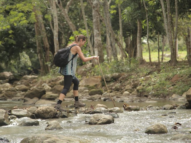 5 Days Jungle Yoga Vacation in Peru