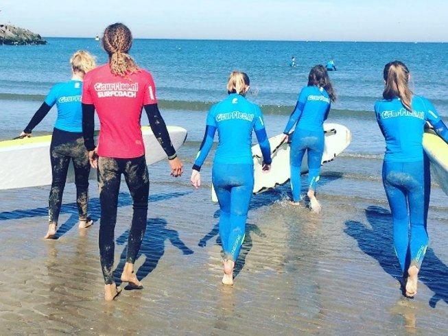 3 Days Ultimate Surf Camp Netherlands