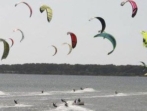 8 Day Kitesurf Course in Marsala, Sicily