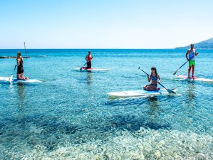 5 Days Sup and Yoga Retreat in Zakynthos, Greece