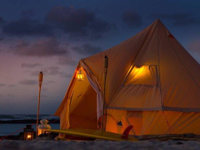 8 Days Yoga and SUP or Surf Camp Upgrade Santander, Spain