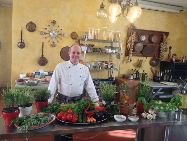 8 Days Gourmet Cooking Vacations in Italy