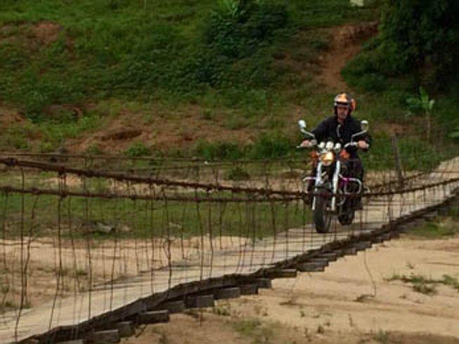 12 Days Guided Vietnam Motorbike Tour