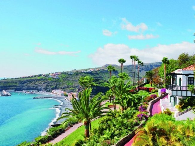 8 Days Detoxifying Yoga Retreat in La Gomera Island, Spain