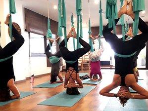4 jours en vacances privées de luxe de yoga et bien-être à Marbella