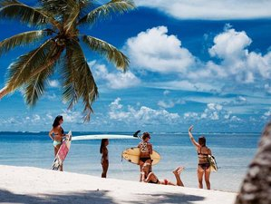4 Days Surf Holiday in Siargao Island, Philippines