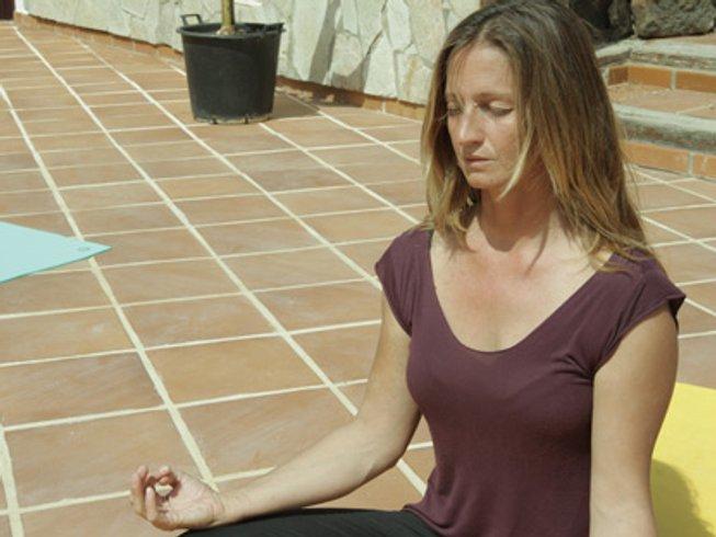 8 días vacaciones de Hatha y Rocket yoga en Fuerteventura, España