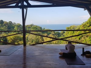 28 Days 200-Hour Transform and Transcend Intensive Hatha Yoga Teacher Training in Costa Rica