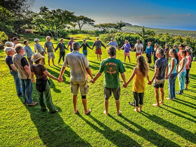 8 Days Relaxing Meditation and Yoga Retreat Hawaii, USA