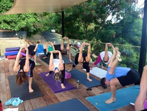 7 Days Bali Yoga Retreat by the Beach