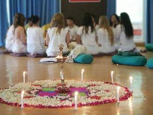 24 Days 200-Hour TTC Traditional Hatha, Ashtanga, Vinyasa, Kundalini with Meditation in Rishikesh