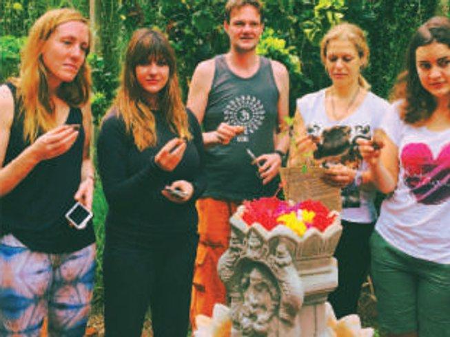 12 Days Xmas & New Year Yoga & Ayurveda Retreat in Goa