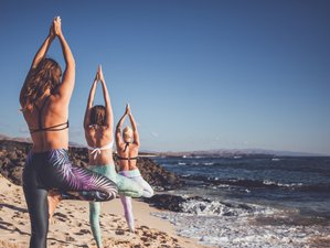 8 Days Ocean Yoga Escape in Fuerteventura, Spain