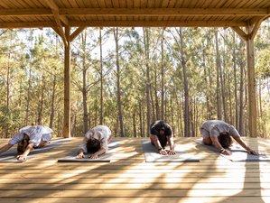 The Not So Serious Yoga & Wine Retreat