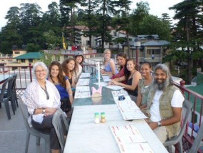 10 semanas profesorado de yoga de 500 horas en Dharamsala, India
