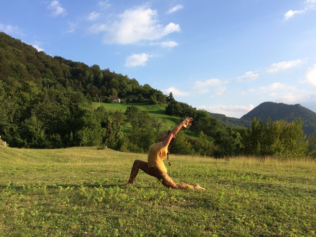 5 Days Meditation, SUP, and Yoga Retreat in Vermont, USA
