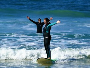 3 Days Easy Going Surf Course in Peniche, Portugal